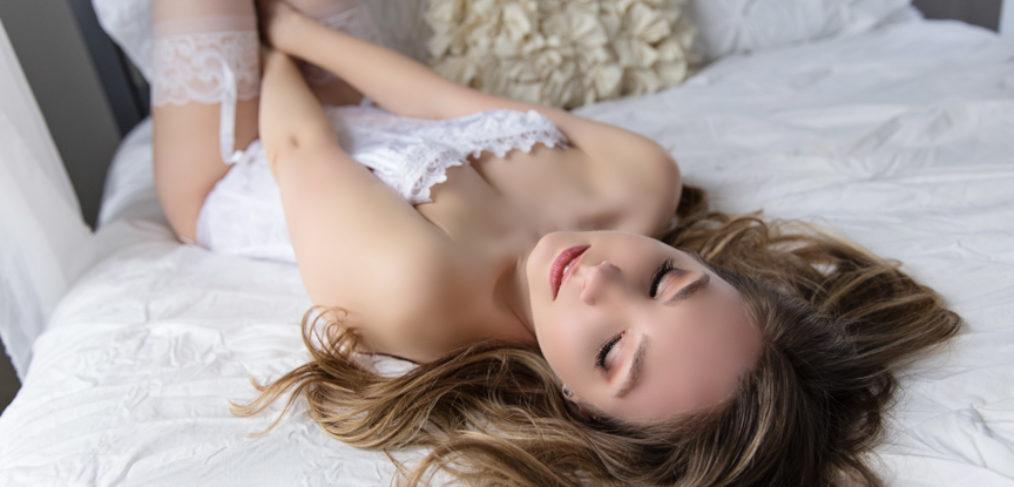 empowered boudoir